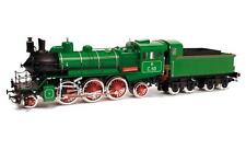 "Elegant, finely detailed model train kit by OcCre: the ""C-68 Locomotive"""