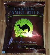10 Bags CAMEL MILK Powder Premix 6 in 1 Instant High Calcium HALAL Almonds