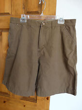 Sportsman Warehouse Outfitters mens 5 pocket casual shorts size W38 brown