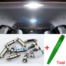 Xenon White Interior Car LED Light Bulbs Kit For VW GOLF V MK5 2003-2008 + Tool