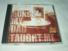 24k Gold JEREMY MONTEIRO TRIO Songs My Dad Taught Me CD Audiophile FIM HDCD