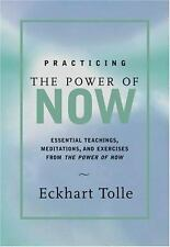 Practicing the Power of Now: Essential Teachings, Meditations, and Exercises Fr