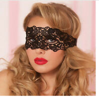 Lace Eye Mask Venetian Costume Masquerade Ball Party Fancy Dress NEW