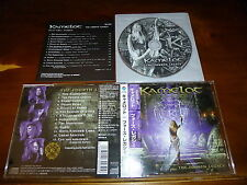 Kamelot / The Fourth Legacy JAPAN+1 1ST PRESS!!!!! B4
