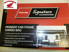 GENUINE HONDA PIONEER 1000 ROLL CAGE CARGO BAG