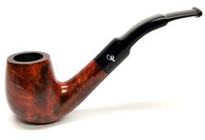 Charatan Trafalgar Briar Pipe Medium Bent Billiard (110)