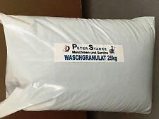 Wasch Granulat 25 kg für Drester Herkules TipTop Turbo Wash/GP:5,20 € / 1,0 kg#1