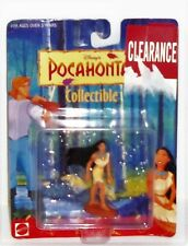 Disney Collectable Pocahontas Princess mini toy cake topper