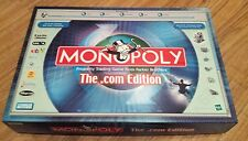 MONOPOLY The .Com Edition 2000 by Parker Brothers Special Mr. Monopoly Token EUC