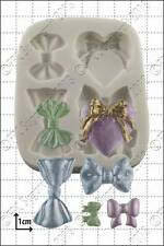 Silicone mould Bows | Food Use FPC Sugarcraft FREE UK shipping!