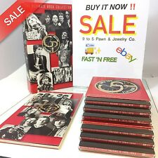 TIME LIFE THE ULTIMATE ROCK COLLECTION GOLD AND PLATINUM 1964-1995 6 CD BOX SET