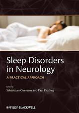 Sleep Disorders in Neurology, Sebastiaan Overeem