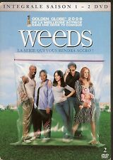 COFFRET 2 DVD ZONE 2--SERIE TV--WEEDS / INTEGRALE SAISON 1 - 10 EPISODES