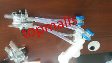 goat milking claw cup group same quality as interpuls italian for milking machin