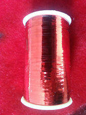 Lurex Embroidery Thread Metallic Choose any Color 2500 Meters BUY 3 & GET 1 Free