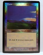 MTG ARENA ICE AGE FOIL PLAINS PROMOS CARD NEVER BEEN PLAYED FREE SHIP