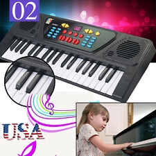 37 Keys Digital Music Electronic Piano Keyboard Music Key Board With Microphone