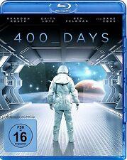 400 DAYS-THE LAST MISSION  BLU-RAY NEU