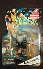 New 2008 Wolverine And The X-Men Avalanche Figure Marvel Hasbro