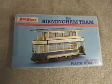 Keil Kraft 1920 Birmingham Tram Model Kit - 1/72 Scale - #K308 - New!!!   (G 20)