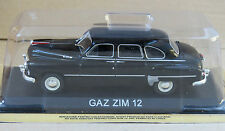 GAZ ZIM 12 - VOITURE MINIATURE COLLECTION 1/43 IXO IST -LEGENDARY CAR AUTO-B06