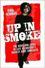 Up in Smoke. Paul Newman,GOOD Book