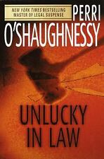 G, Unlucky in Law, Perri O'Shaughnessy, 0385336462, Book