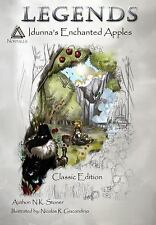 Norhalla's Norse Legends, Idunna's Enchanted Apples - Classic Edition :...