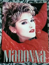 VERY RARE MADONNA VIRGIN TOUR PROGRAMME BOOK 1985 BOY TOY INC