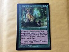 Miscut Visions Natural Order Misprint MTG Magic EDH Legacy GENUINE #1