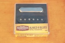 Alnico II blues trt3 set for tele ® Tonerider níquel 5.65k+6.45k calido + soporte New