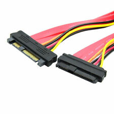 100cm 29pin SAS SCSI SATA Extension Cable Male to Female For Dell HP IBM Drives