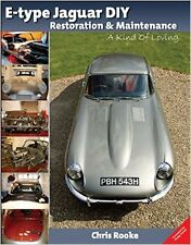 E-type Jaguar DIY Restoration & Maintenance: A Kind of Loving NEU Taschen Buch