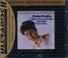Franklin, Aretha I Never Loved A Man The Way I Lo... MFSL Gold CD Neu OVP Sealed