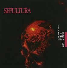 "SEPULTURA ""BENEATH THE REMAINS"" CD REMASTERED NEUWARE!!"
