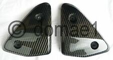 small carbon fiber side panels cover fairing Honda CB900F Hornet SC48 2002-2005
