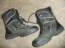 Hiking boots ADVENTURIDGE size 4 black