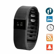 Health Smart Watch Bracelet Wristband Bluetooth 4.0 Sleep Monitor Pedometer