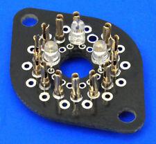 B13B Nixie Röhren Fassung Tube Socket tubes clock Uhr mit LEDs für Z5660M ZM1042