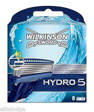 Wilkinson Sword Hydro 5 Razor Blades  X 8