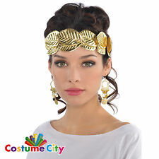 Adults Ancient Greek Roman Wreath Head Band Fancy Dress Costume Accessory
