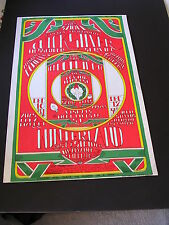 AOR 2.207 QUICKSILVER & BIG BROTHER Winterland Concert Poster by GUT