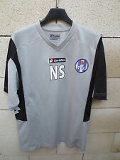 Maillot porté TOULOUSE TFC entrainement training shirt LOTTO vintage NS football