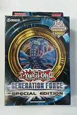 Generation Force Special Edition Yugioh Factory Sealed Yu-Gi-Oh!