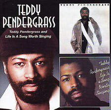 Teddy Pendergrass/Life Is a Song Worth Singing by Teddy Pendergrass  - CD