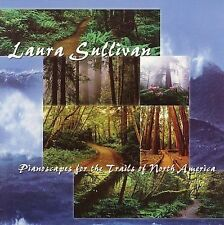 Painoscapes for the Trails of North America by Laura Sullivan (CD, 2003,...