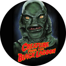 CHAPA/BADGE CREATURE FROM THE BLACK LAGOON . pin button ed wood dracula mummy