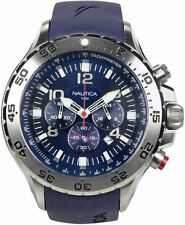 Men's Nautica NST Chronograph Watch N14555G