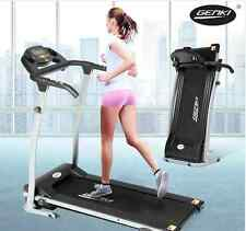 NEW Fold up Treadmill Motorised up to 102km/h Confidence Fitness speeds in