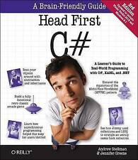 Head First C# by Jennifer Greene, Andrew Stellman (Paperback, 2013)
